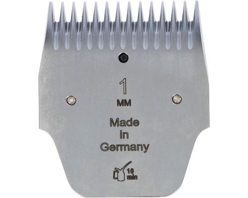 Tête de rasage Favorita 1,0mm, dents grossières