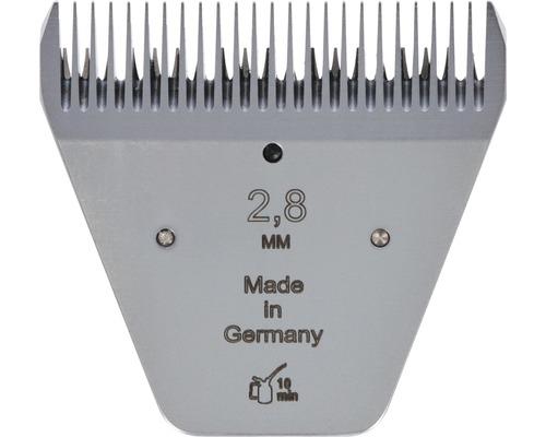 Tête de rasage Favorita 2,8mm