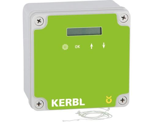 Commande KERBL pour porte automatique de poulailler