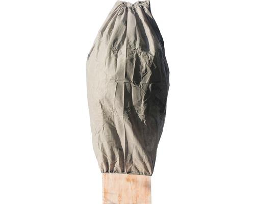 Manteau isotherme de protection hivernale Videx H250 Ø120 cm pierre