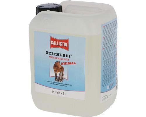 Spray contre les piqûres de moustiques BALLISTOL Animal 5 l