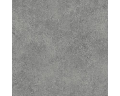 PVC Gaia Padua 594 Fliesenoptik dunkelgrau 200 cm breit (Meterware)