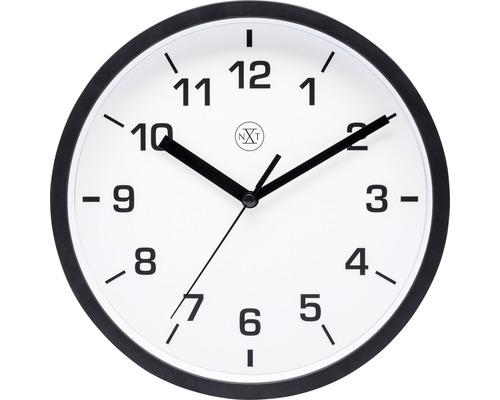 Horloge murale Easy Small noir Ø 20 cm