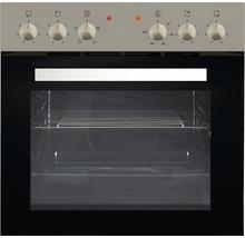 Ensemble cuisinière PKM BIC3 I-GK IX 4 volume utile 60l avec plaque de cuisson vitrocéramique-thumb-0