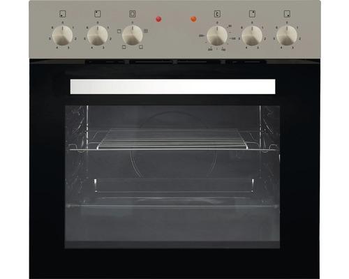 Ensemble cuisinière PKM BIC3 I-GK IX 4 volume utile 60l avec plaque de cuisson vitrocéramique