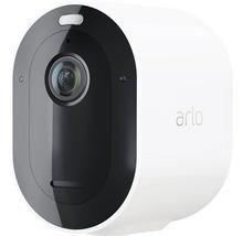Caméra de sécurité arlo Pro3 Smart Home Add-On blanc sans fil 2K-HDR caméra de surveillance supplémentaire et système d''alarme-thumb-0