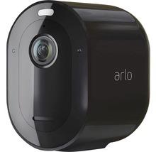 Caméra de sécurité arlo Pro3 Smart Home Add-On noir sans fil 2K-HDR caméra de surveillance supplémentaire et système d''alarme-thumb-0