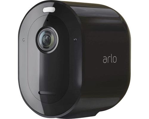 Caméra de sécurité arlo Pro3 Smart Home Add-On noir sans fil 2K-HDR caméra de surveillance supplémentaire et système d''alarme