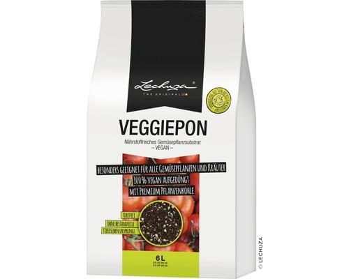 Substrat pour plantes Lechuza Veggie Pon 6 litres