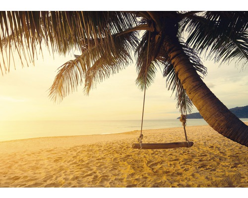 Panneau décoratif Paradis tropical 98x136 cm