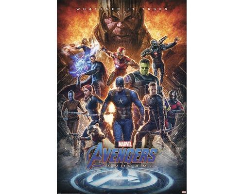 Panneau décoratif Avengers: Endgame 60x90 cm