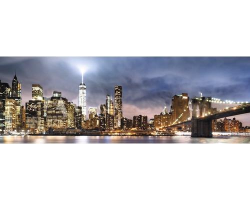 Panneau décoratif New York 48x138 cm