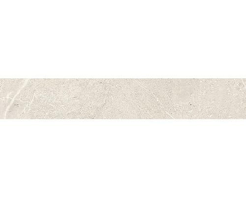 Socle Anden Bone poli beige 10x60 cm