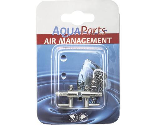 Distributeur d''air à 2 voies Aquaparts métal