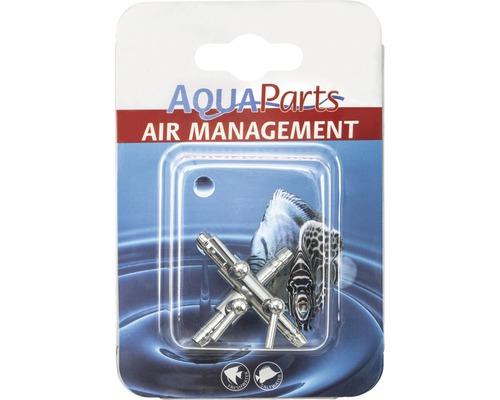 Robinet à air à 3 voies Aquaparts métal