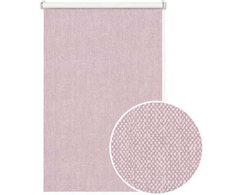Wohnidee Verdunkelungsrollo 45x150 cm rosa