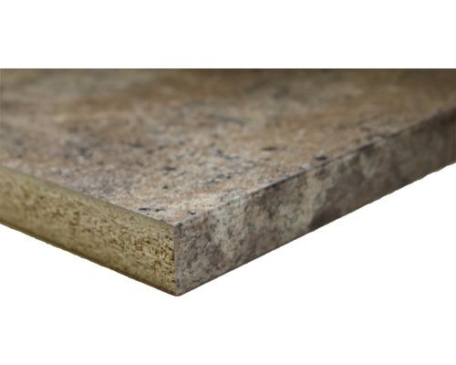 Küchenarbeitsplatte PICCANTE 471 Goya Hochglanz 3600x600x38 mm