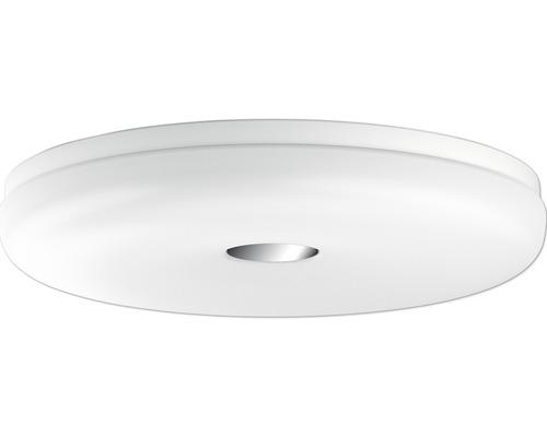 Hue LED Deckenleuchte IP44 27W 2400 lm warmweiß-tageslichtweiß HxØ 59x360 mm inkl Dimmschalter Struana weiß White Ambiance - Kompatibel mit SMART HOME by hornbach