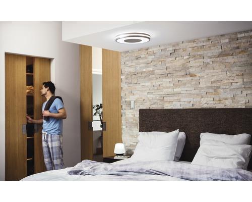 Philips hue LED Deckenleuchte Being White Ambiance 27W 2400 lm warmweiß-tageslichtweiß HxØ 51x348 mm mm inkl Dimmschalter - Kompatibel mit SMART HOME by hornbach