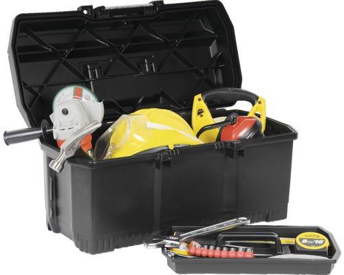 """Boîte à outils Stanley 24"""" 605x287x287mm"""