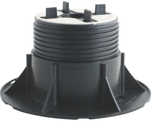 Stelzlager SH4 90-160 mm 4 mm Fuge 10 Stck. inkl. 5 Blockierknöpfe