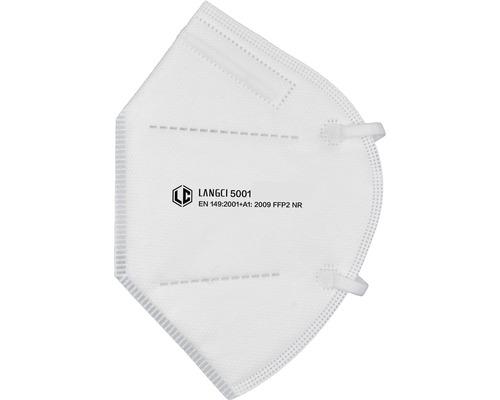 Masque antipoussière FFP2, pack de 10
