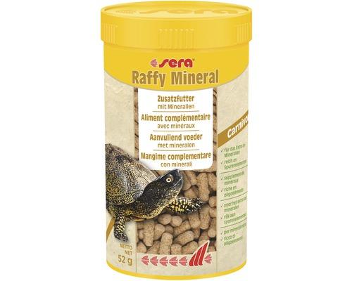 Nourriture pour tortues sera raffy Mineral 250ml