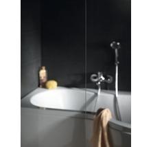 Runddusche Schulte Kristall/Trend R550 80x80 cm Klarglas Profilfarbe chrom-thumb-2