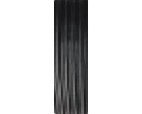 Roxolid Antirutschmatte selbstklebend wasserabweisend schwarz 50x15 cm