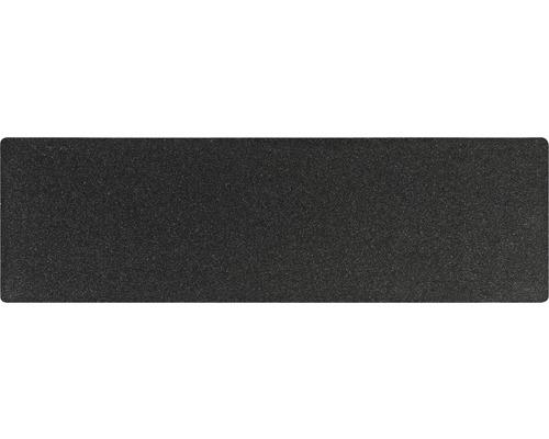 Tapis antidérapant Roxolid autoadhésif noir 50x15 cm