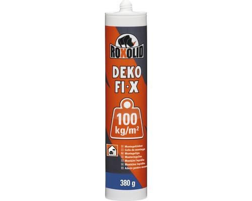 ROXOLID DEKO FI-X Montagekleber 380 g