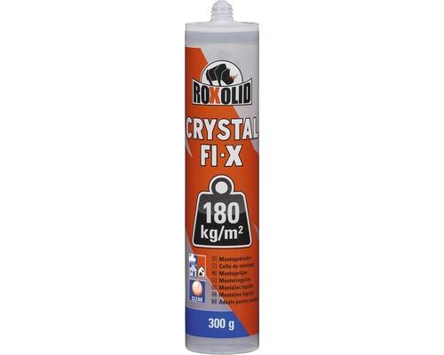 ROXOLID Crystal FI-X Montagekleber 300 g