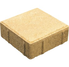 Pavé carré Caravel mélange beige 16 x 16 x 6 cm-thumb-1