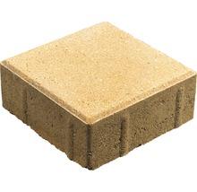 Pavé carré Caravel mélange beige 16 x 16 x 6 cm-thumb-2