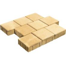 Pavé carré Caravel mélange beige 16 x 16 x 6 cm-thumb-5