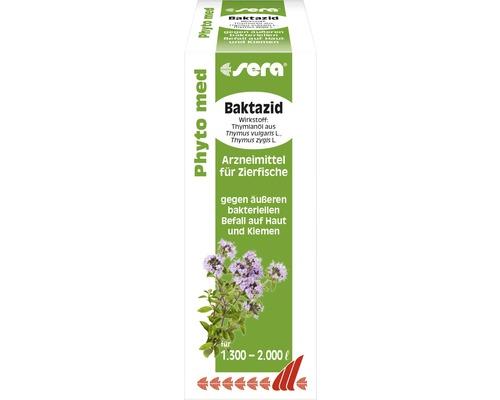 Produit pharmaceutique sera Phyto med Baktazid 100 ml