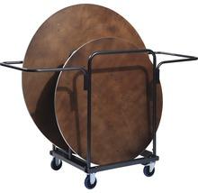 Chariot de transport VEBA pour table haute max. 400 kg-thumb-0