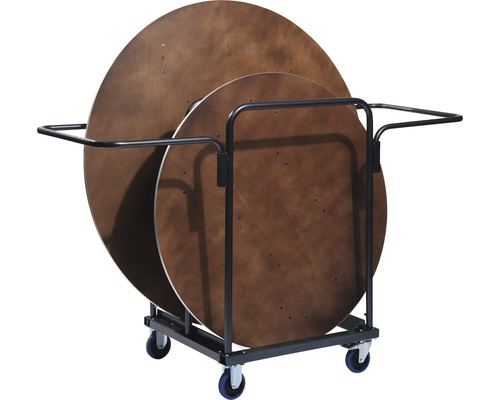 Chariot de transport VEBA pour table haute max. 400 kg