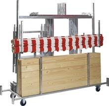 Chariot de transport VEBA pour stands de marché max. 250 kg-thumb-0