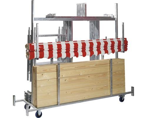 Chariot de transport VEBA pour stands de marché max. 250 kg-0