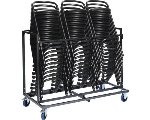Chariot de transport VEBA pour tabouret de bar max. 275 kg