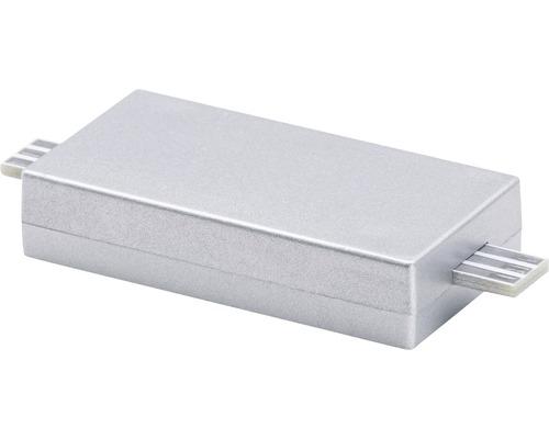 Connecteur en ligne Clever Connect Barre chrome mat 12V 99971