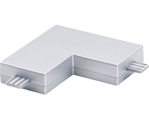 Raccord d''angle Clever Connect Barre chrome mat 99970 12V