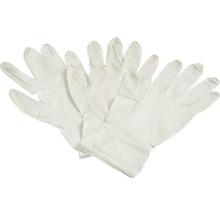 Gants à usage unique Spontex Protect blanc taille 9, lot de 100-thumb-0