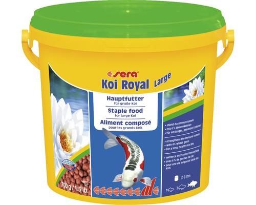 Aliment composé sera Koï Royal Large 3800 ml