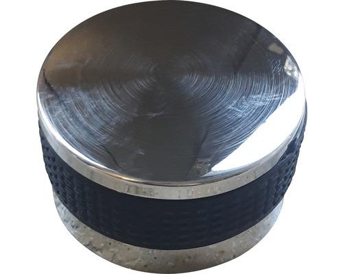 Bouton rotatif barbecue électrique 2 brûleurs 2300 W