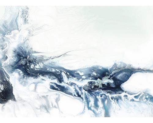 Tableau sur toile Blue Mystery 84x116cm