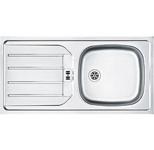 Cuisine complète Held Möbel Mailand 280 cm blanc à haute brillance équipée-thumb-6