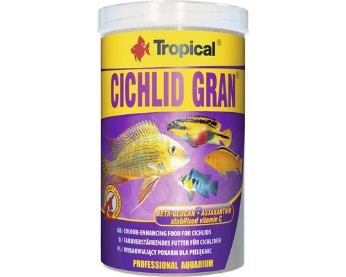 Nourriture granulée Tropical Cichlid Gran 1 l