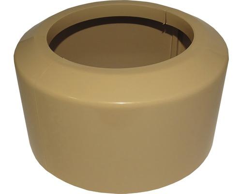 Klapprosette für Uni-WC DN 110 beige